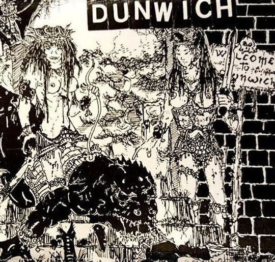 The Dunwich Horror demo 1987