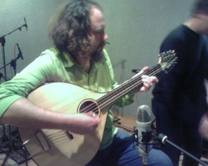 Recording Sessions 2005/2014
